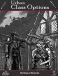 RPG Item: Urban Class Options