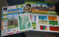 Board Game: Bremen Eins Das Bremen Spiel