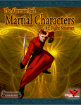 RPG Item: The Alternate Path: Martial Characters #2: Fight Smarter
