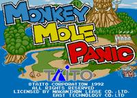 Video Game: Monkey Mole Panic