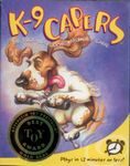 Board Game: K-9 Capers