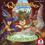 Board Game: The Quacks of Quedlinburg: The Herb Witches