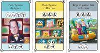 Board Game: CV: Promo Cards