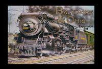 Board Game: Baltimore & Ohio Expansion Set