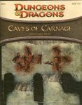 RPG Item: DU3 : Caves of Carnage