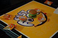Board Game: Fast Food
