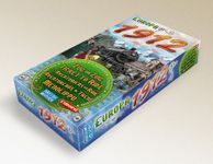 Board Game: Ticket to Ride: Europa 1912