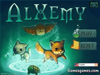 Video Game: Alxemy