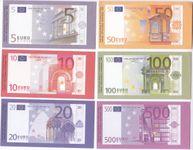 Board Game: Monopoly: Euro