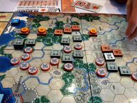 Board Game: No Retreat! The Russian Front