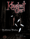RPG Item: Kingdom Come Tabletop Rules