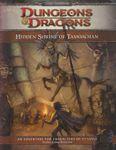 RPG Item: Hidden Shrine of Tamoachan