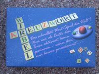 Board Game: Kreuzwort-Wirbel