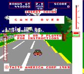 Video Game: Change Lanes