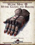 RPG Item: Mythic Minis 048: Mythic Gloves and Bracers