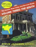 RPG Item: The AADA Road Atlas and Survival Guide, Volume Three: The South