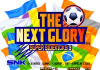 Video Game: Super Sidekicks 3: The Next Glory