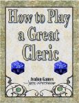 RPG Item: How to Play a Great Cleric