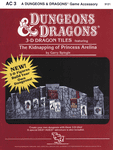 RPG Item: AC3: 3-D Dragon Tiles featuring The Kidnapping of Princess Arelina