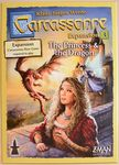 Board Game: Carcassonne: Expansion 3 – The Princess & The Dragon