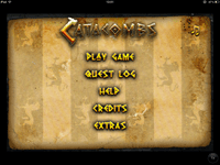 Video Game: Catacombs
