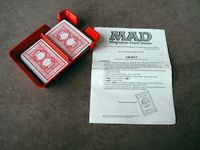 Board Game: Mad Magazine Card Game