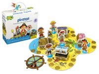Board Game: Piratas