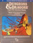 RPG Item: X4: Master of the Desert Nomads