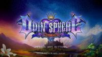 Video Game: Odin Sphere Leifthrasir