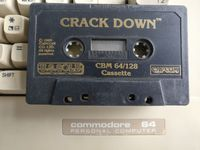 Video Game: Crack Down