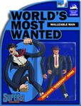 RPG Item: World's Most Wanted #09: Malleable Man (Supers!)