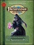 RPG Item: Pathfinder Society Scenario 3-20: The Sundered Path