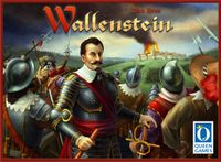 Board Game: Wallenstein (Second Edition)