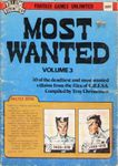 RPG Item: Most Wanted Volume 3