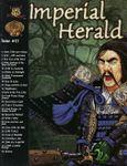 Issue: The Imperial Herald (Issue 13 - Dec 1999)