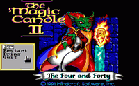 Video Game: The Magic Candle II: The Four and Forty
