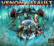 Board Game: VENOM Assault