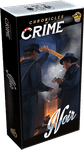 Board Game: Chronicles of Crime: Noir