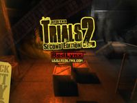 Video Game: Trials 2: Second Edition