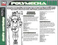 RPG Item: Weapons of Power Armor Destruction 5