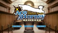 Video Game Compilation: Phoenix Wright: Ace Attorney Trilogy HD