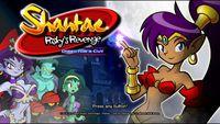 Video Game: Shantae: Risky's Revenge – Director's Cut