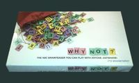 Board Game: Why Not?