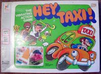Board Game: Hey Taxi!