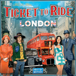Board Game: Ticket to Ride: London