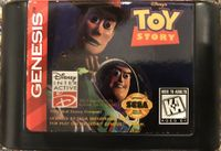 Video Game: Toy Story