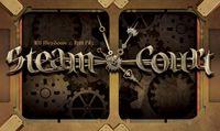 Board Game: Steam Court