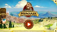 Video Game: 12 Labours of Hercules