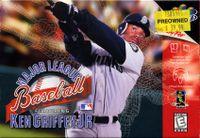 Video Game: Major League Baseball Featuring Ken Griffey, Jr.