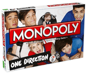 Board Game: Monopoly: One Direction